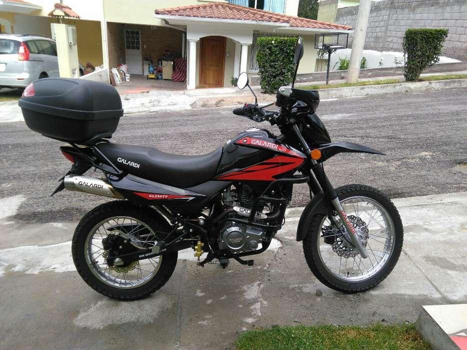 Moto Galardi 250 , Yamaha <strong>honda</strong> Pulsar