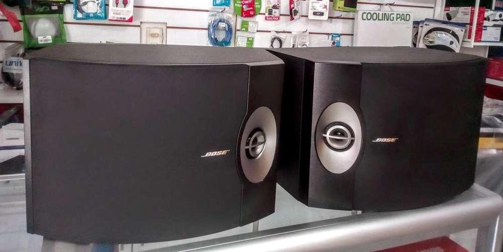 Parlantes Bose 301 serie V