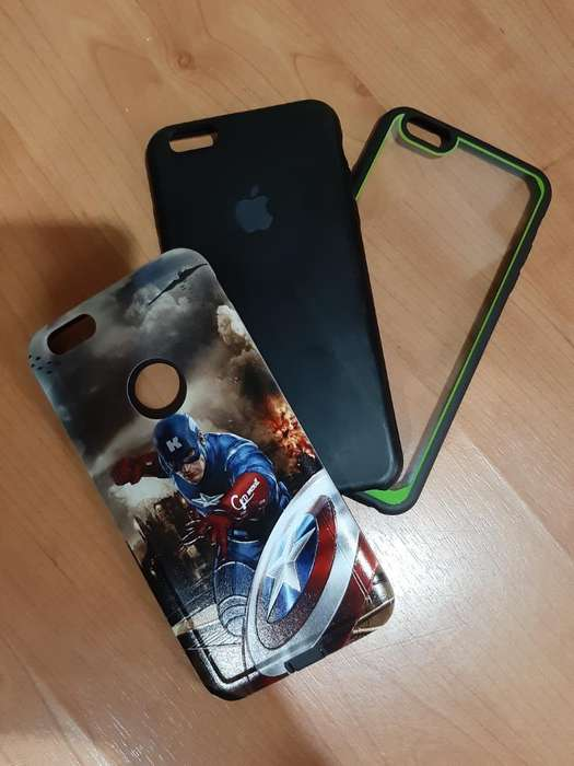 Forros iPhone 6 Plus