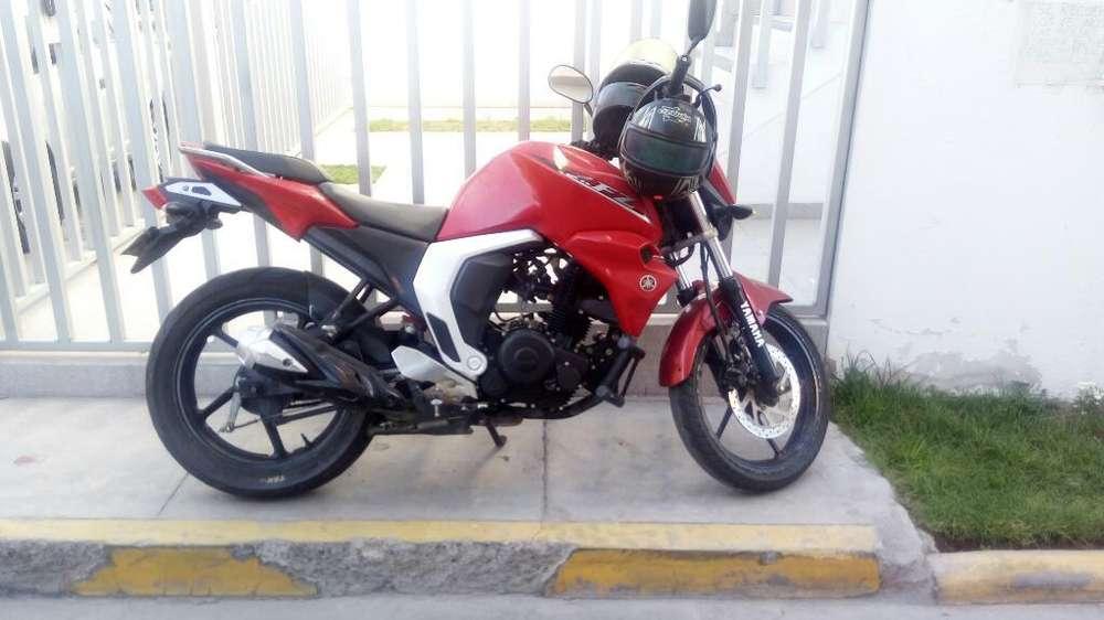 Yamaha Fz 2.0 Modelo Deportivo Modo Eco