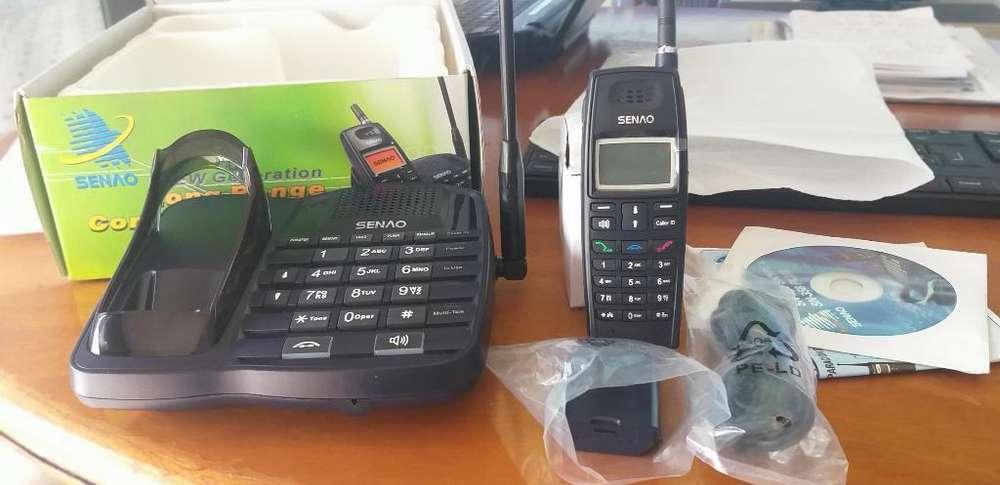 Telefono Largo Alcance Senao Plus 358