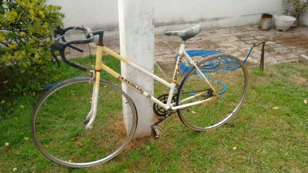 Bicicleta Kreidler Carrera Antigua Fixie