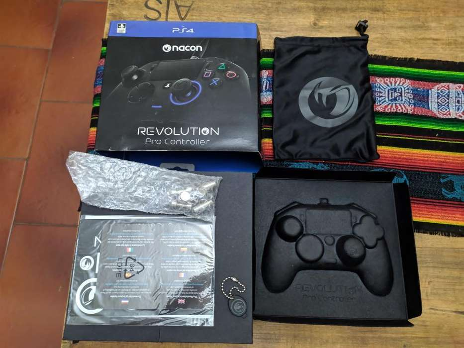 Joystick Ps4 Nacon