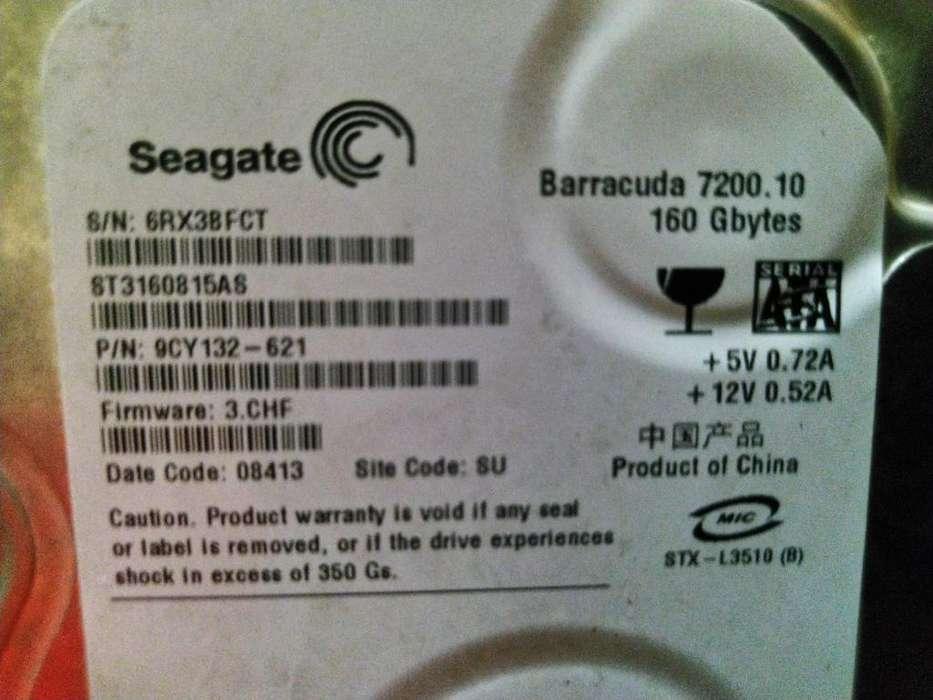 Seagate Barracuda 160gb