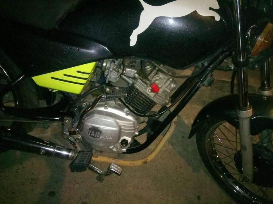 Moto <strong>yamaha</strong> Libero110