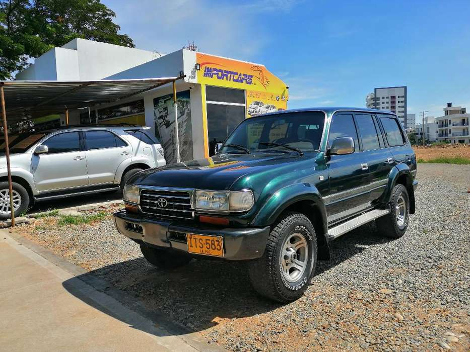 Toyota Land Cruiser 1995 - 209721 km