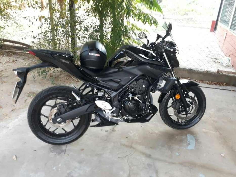 Vendo O Permuto X Auto <strong>yamaha</strong> Mt03