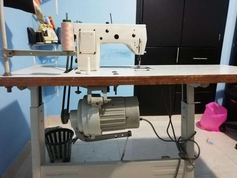 Maquina Y Fileteadora Industrial