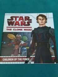 REVISTA STAR WARS . THE CLONE WARS . CHILDREN OF THE FORCE . 2010 EN INGLES