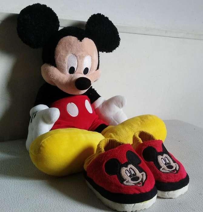 Combo Mickey
