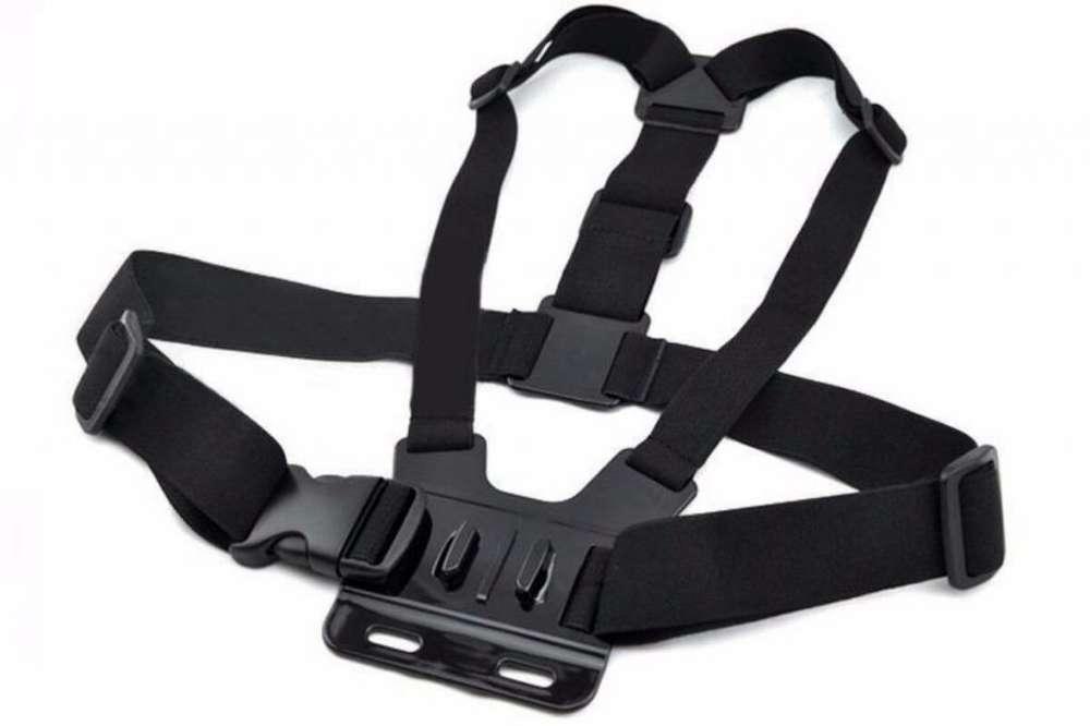 Pechera Arnes GoPro para Cámaras deportivas en el pecho. <strong>accesorios</strong> de GoPro