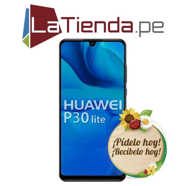 Huawei P30 Lite camara principal de 24MP 8MP 2MP