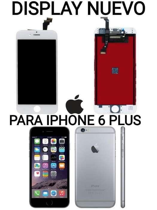 Display de iPhone 6 Plus Instalado