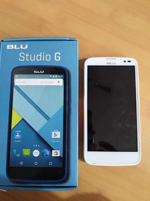Vendo Celular Blu Studiox G