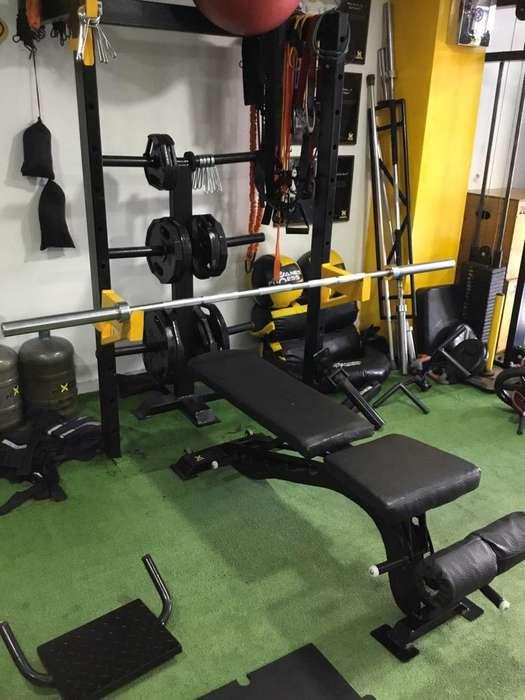 Liquidación de Equipos de Gym