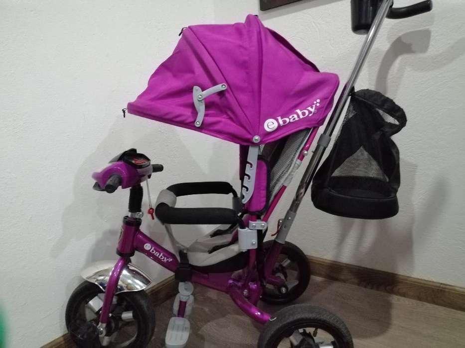 Triciclo Paseador