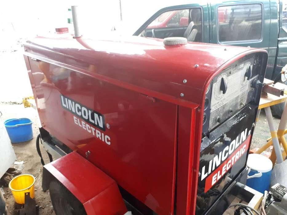 Vendo Motosoldador Generador Diesel 250