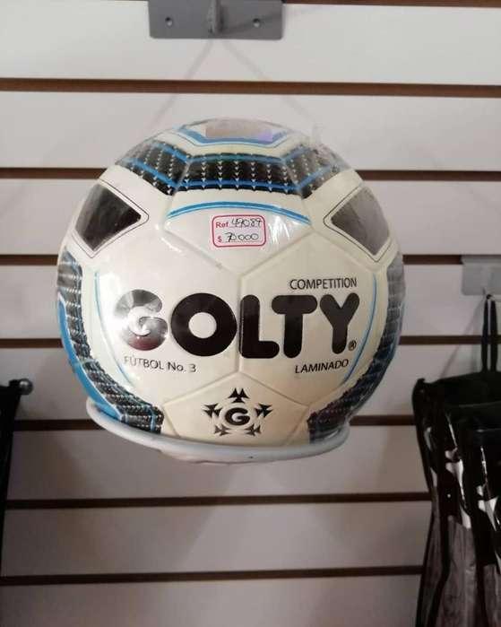 Balón Golty Competition Fútbol 3