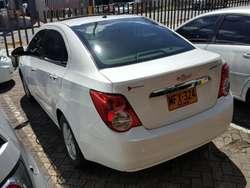 Chevrolet Sonic Lt 2013 Full