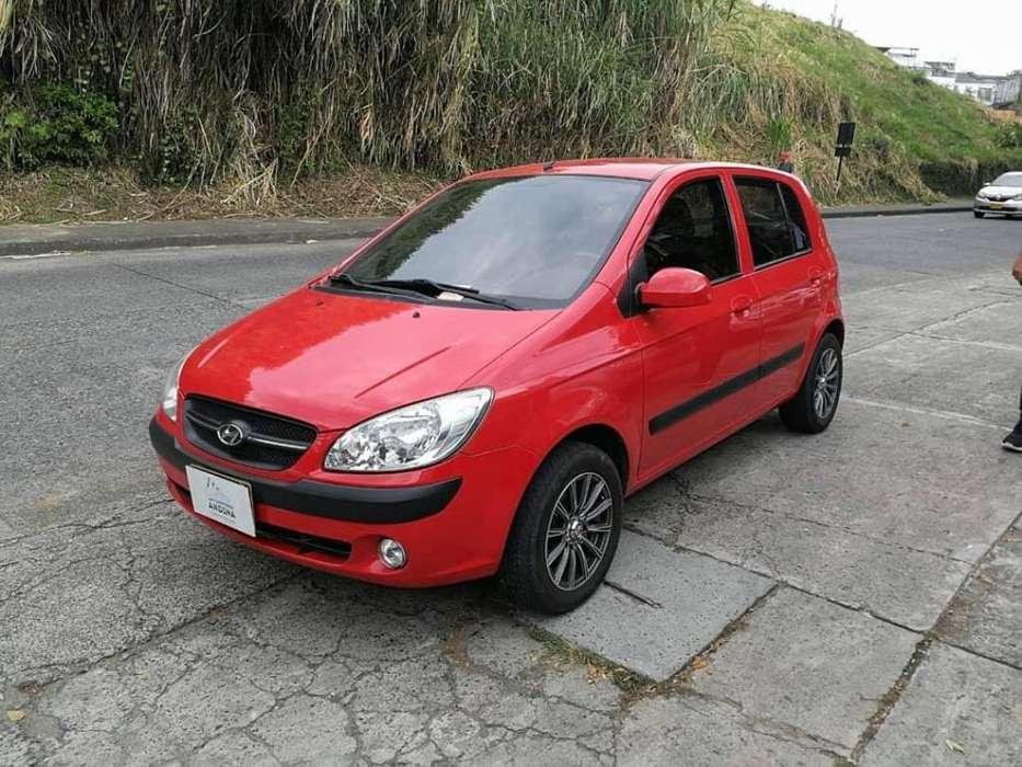 Hyundai Getz  2011 - 80000 km