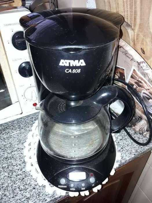 Gran Oferta Cafetera Atma