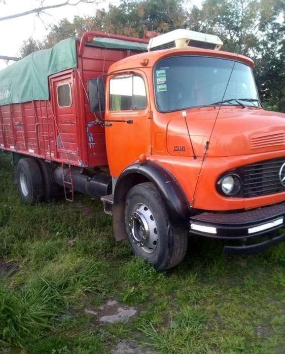 Meecedes Benz 1518