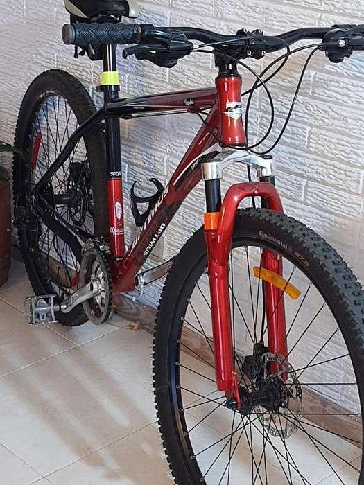 Vendo Bicicleta 700 Mil