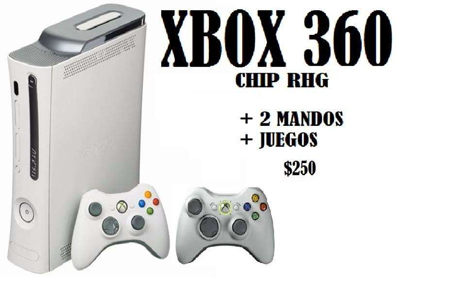 XBOX 360 RHG