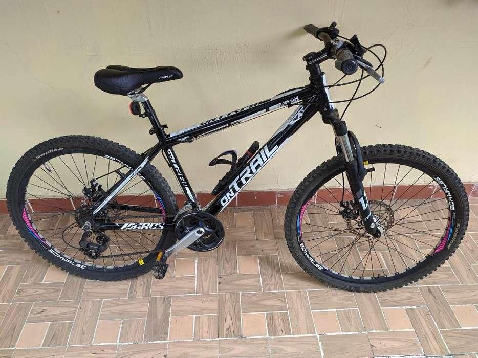 Ontrail Bike & Portabicicletas