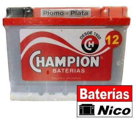 BATERÍA CHAMPION 12X70