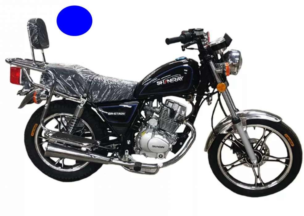 MOTOCICLETA SHINERAY GN STAR // OFERTA LIMITADA // CHIMASA SA