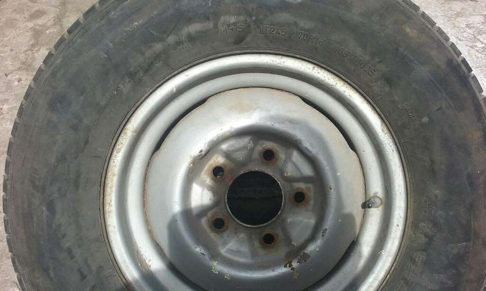 Rueda Completa <strong>ford</strong> F100 245 70 16