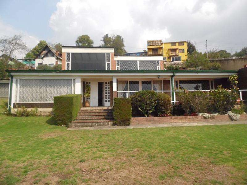 Casa En Venta En Bogota Tuna Alta Cod. VBLUQ2016100003