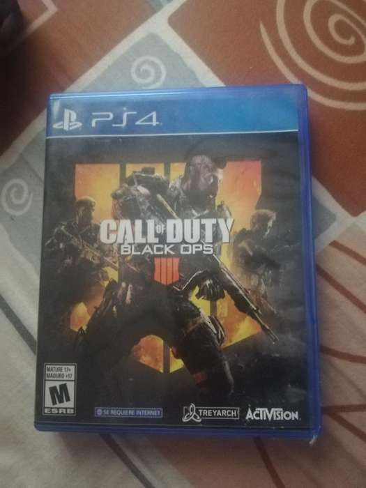 Vendo Call Of Duty