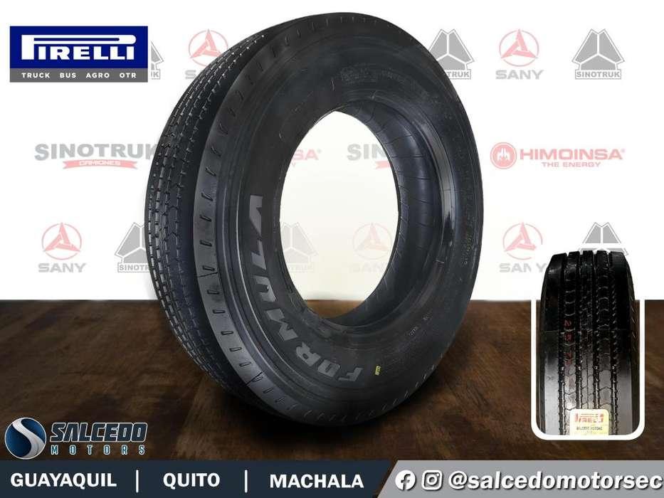 <strong>llantas</strong> Formula Pirelli 215/75R17.5