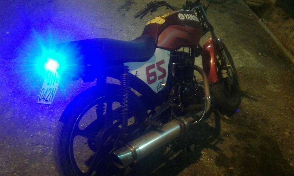 Moto Ics 150