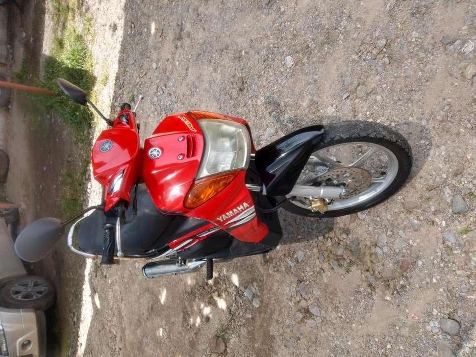 VENDO MOTO NEXT <strong>yamaha</strong> MODELO 2009 COMO NUEVA