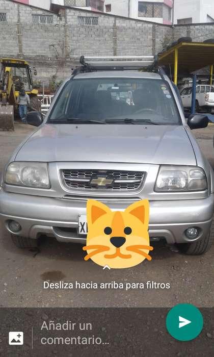 Chevrolet Grand Vitara 2000 - 228919 km