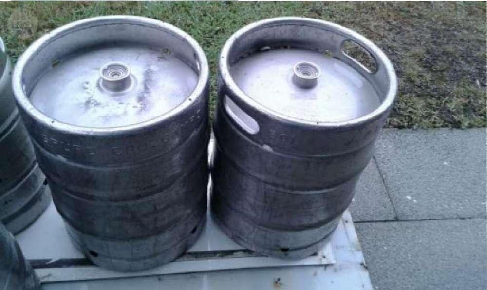 Barril de 50 Litros de Cerveza Artesanal
