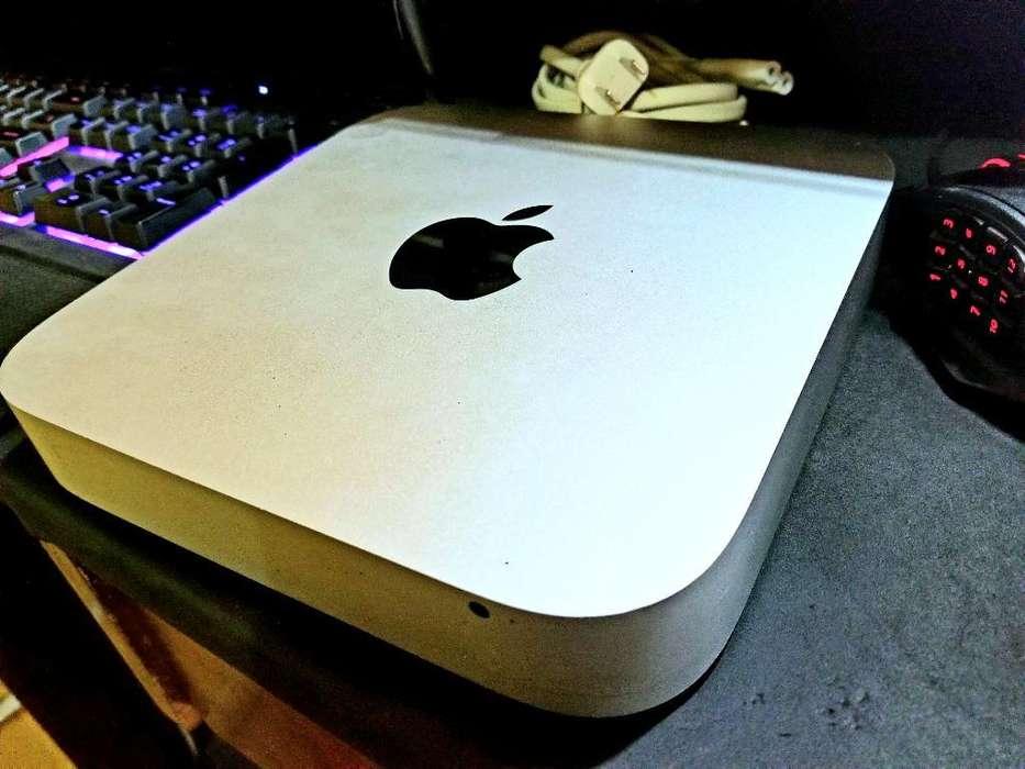 CPU Apple Mac mini Intel Core i7, 16GB RAM, 500GB SSD, <strong>hd</strong> Graphics 4000 de Intel