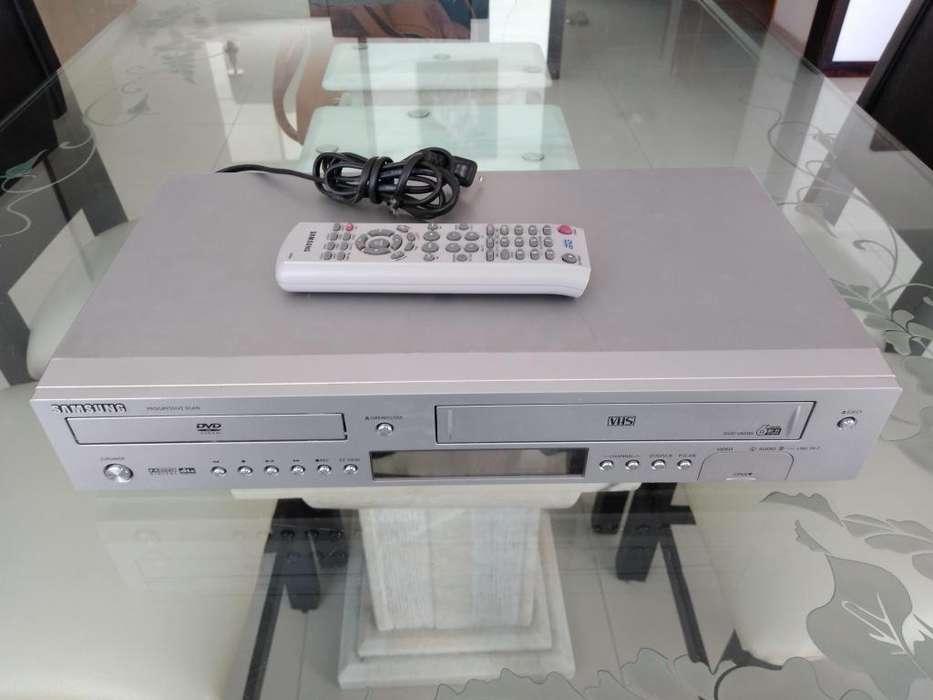 REPRODUCTOR DE VIDEO Y VHS V6500 SAMSUNG PARA REPARAR