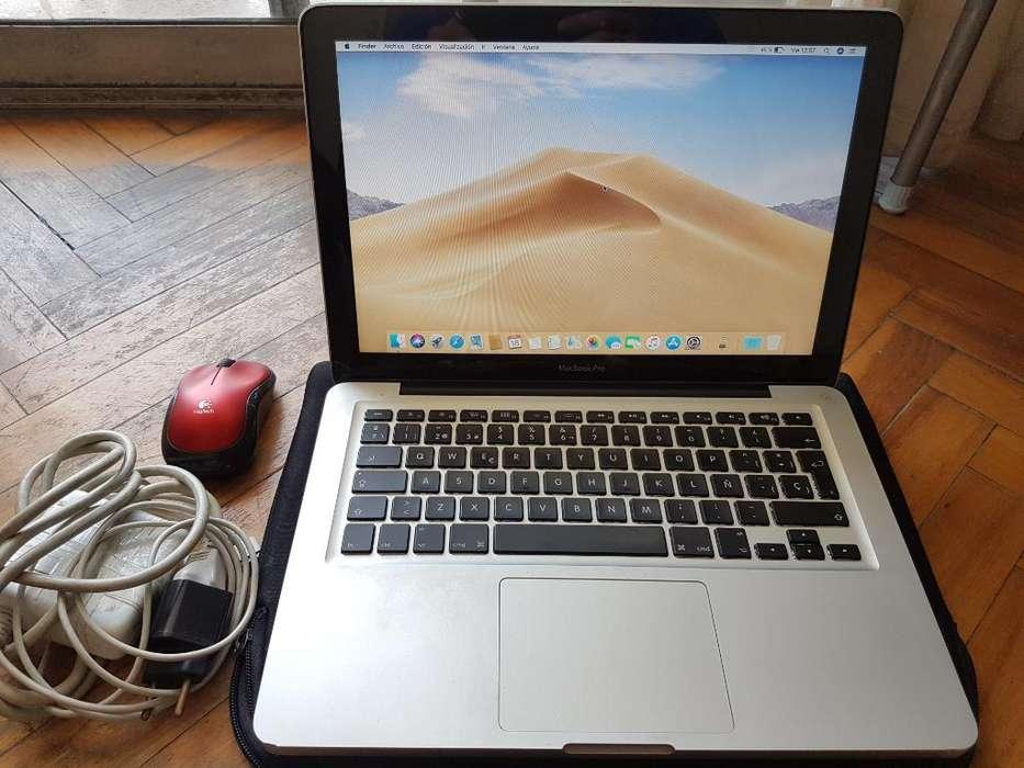 Macbook Pro 13 Mid 2012 I5 8 Ram 500 Hdd