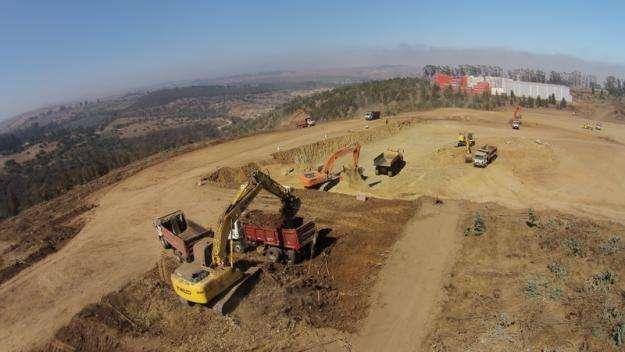 Movimiento de tierras, Excavaciones, Demoliciones, Construcción de Caminos Contamos con todos los equipos
