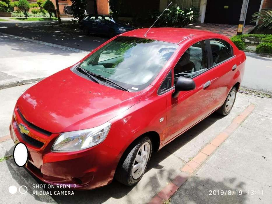 Chevrolet Sail 2013 - 86000 km