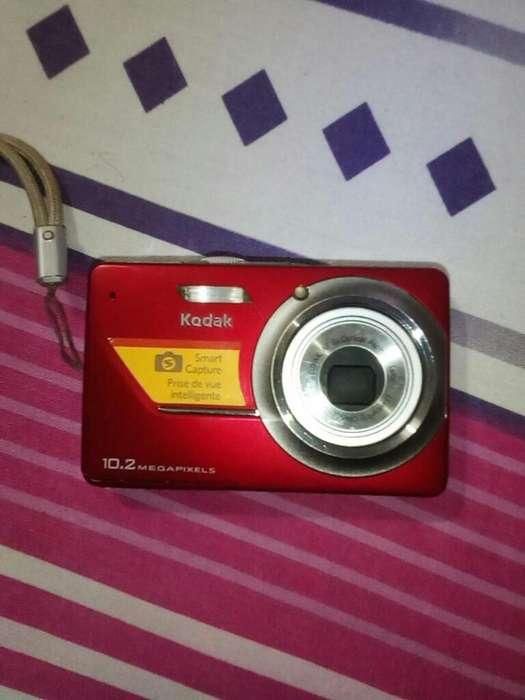 Camara Kodak 10.2 Mp