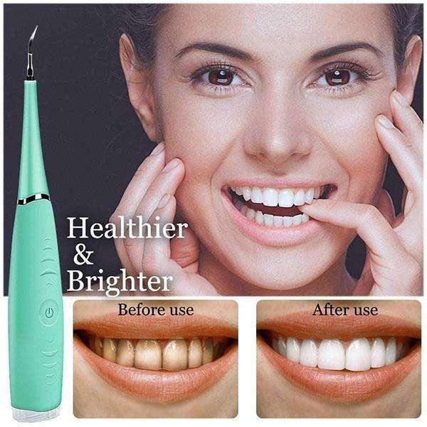 Removedor De Sarro Dental En Casa