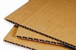 Láminas de Cartón Corrugado 4 Mm Liso