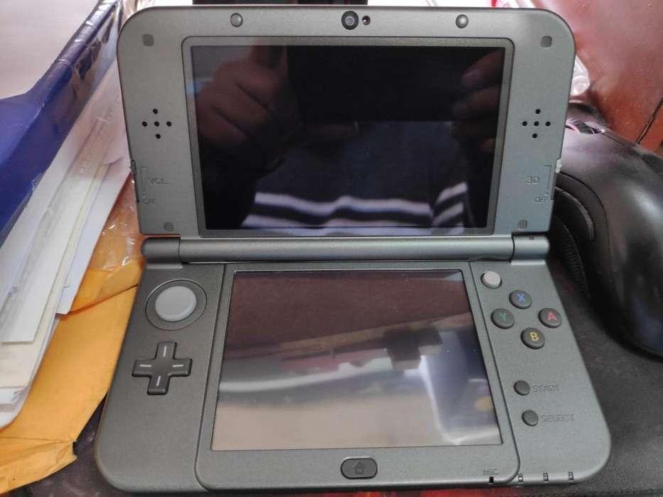 NEW NINTENDO 3DS XL USADO COMO NUEVO CON CARGADOR