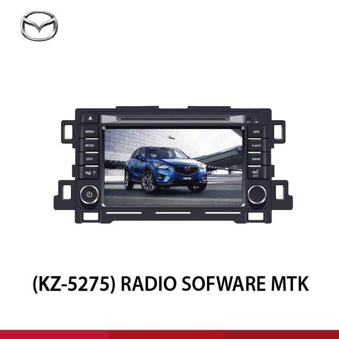 RADIO SOFTWARE MTK MAZDA
