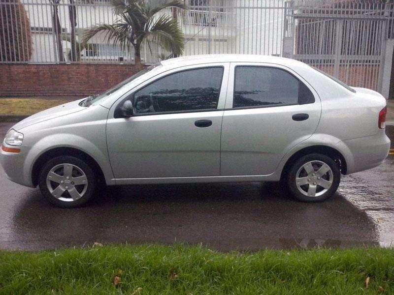 Chevrolet Aveo 2011 - 83000 km